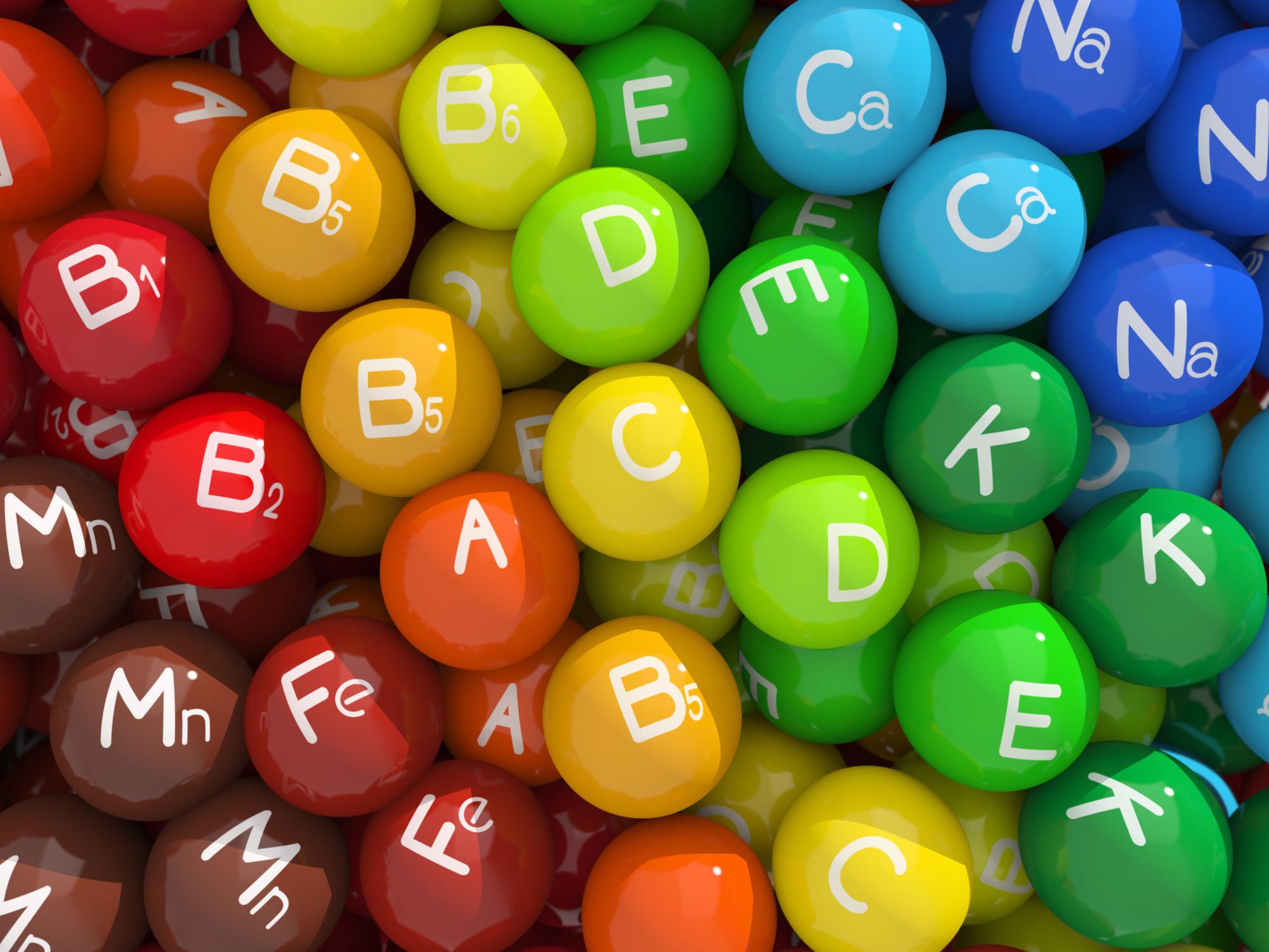 Какие витамины можно при