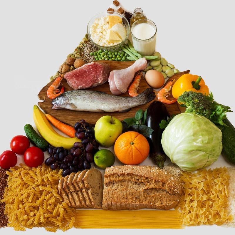 ТОП-7 правил здорового питания