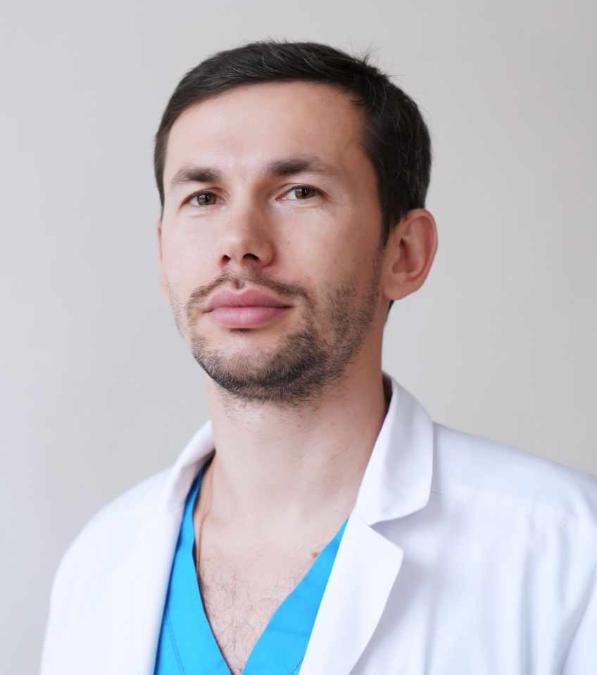 Комяхов Александр Валерьевич